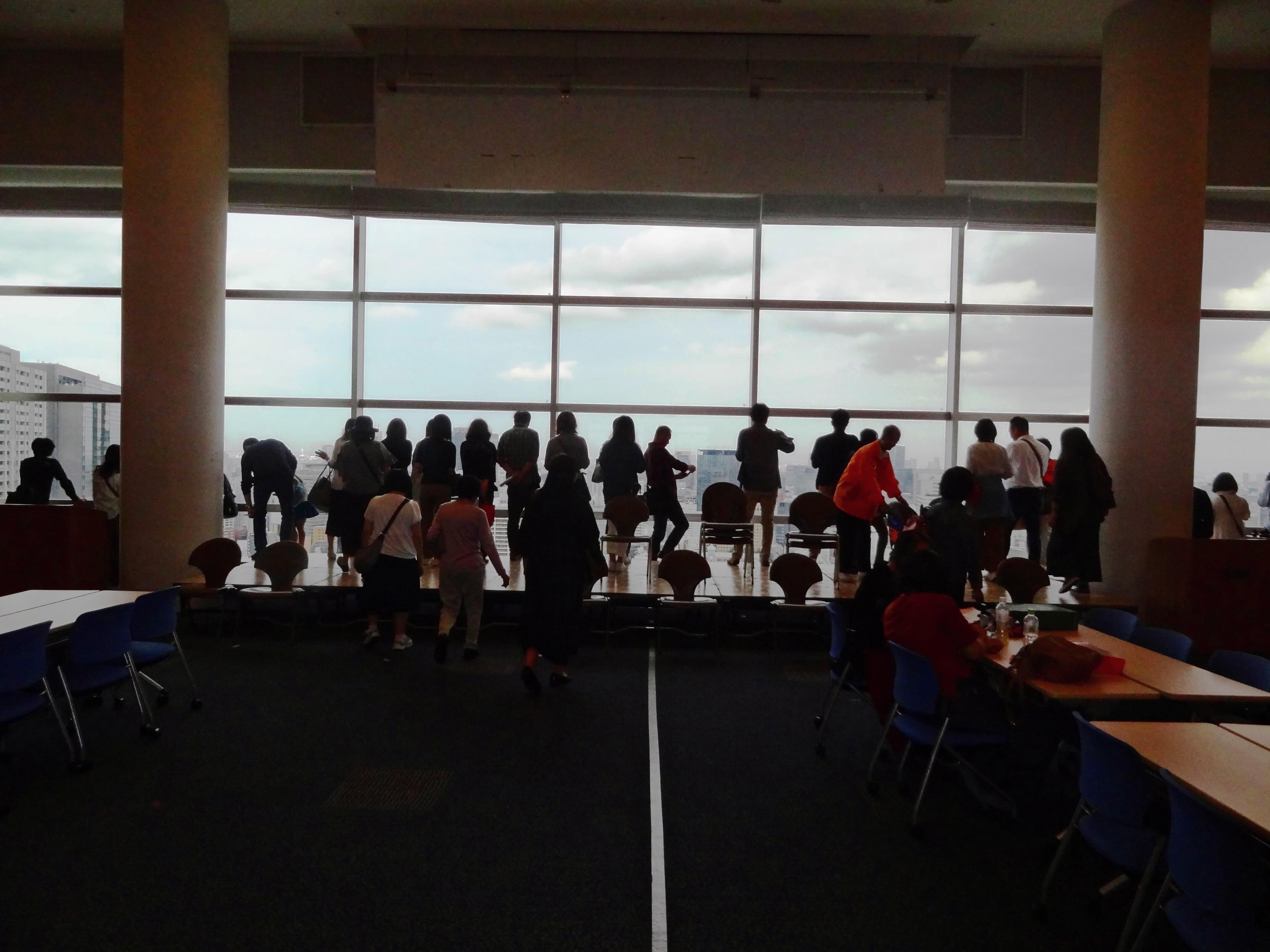 【長野県支部】東京六大学野球観戦&市ヶ谷キャンパスツアー報告