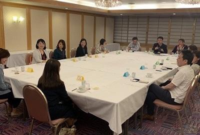 2019年度 岡山県支部 第1回役員会 議事録