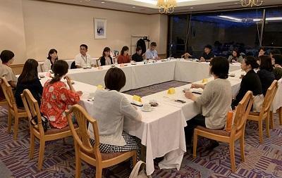 2019年度 岡山県支部 第2回役員会 議事録