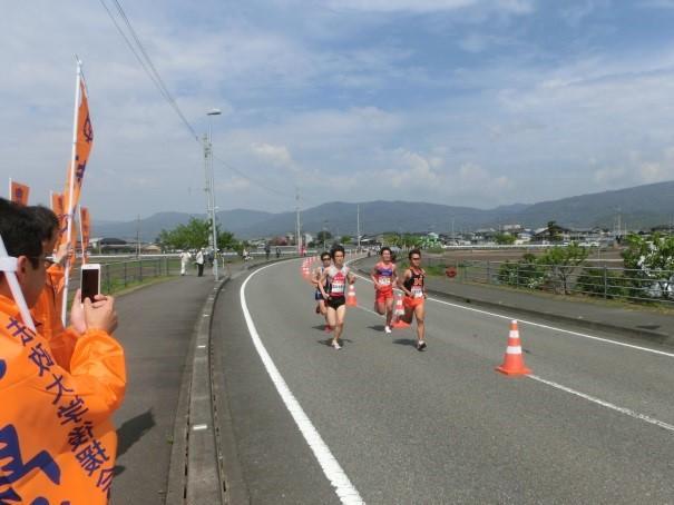『とくしまマラソン2016』に応援に行ってきました!
